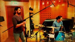 recording with Gonen & Bill.JPG