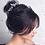 Thumbnail: Rhinestone & Pearl Hair Vine
