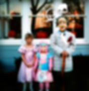 Chad Wehrle 80s Halloween