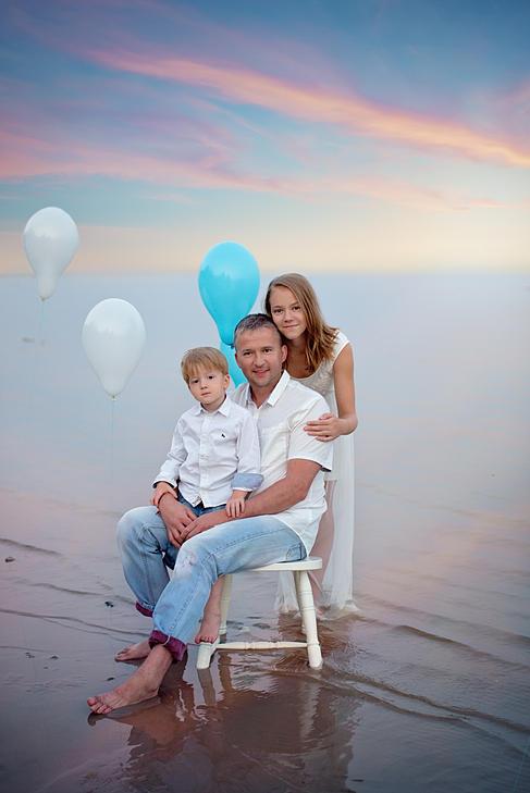 Portree- ja perefotograaf