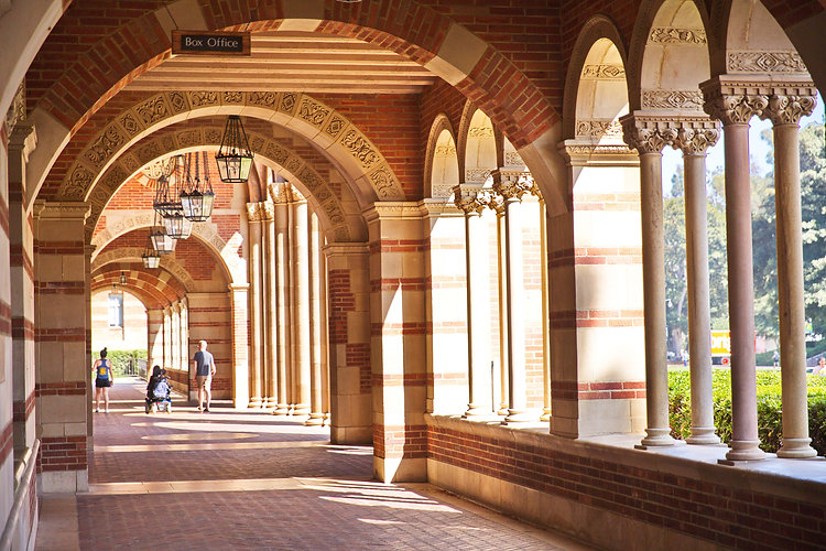 corridoor outside UCLA library.jpg