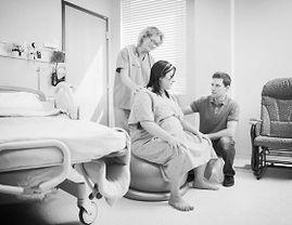 Geburt Kreißsaal Hebamme Demmin