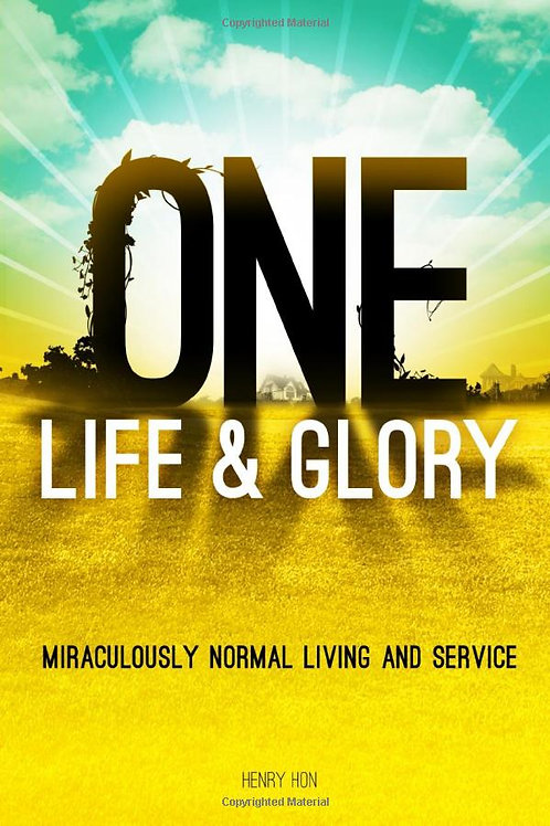 One Life in Glory E-book