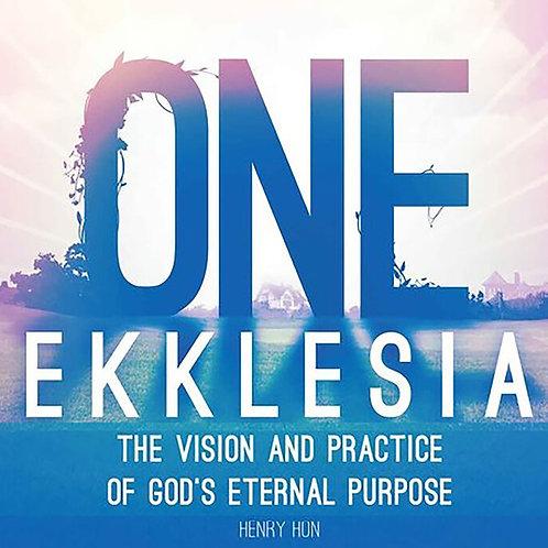 ONE EKKLESIA E-book