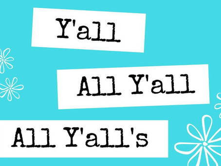 """Hey, y'all! (Discovering the plural """"you"""" in the New Testament)"""