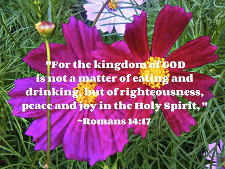 The Kingdom of God . . . A Fresh View - Part 2