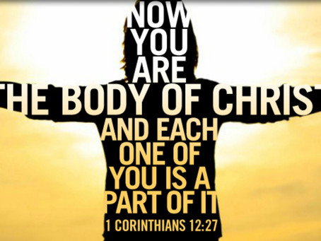 16 quotes about the Body of Christ