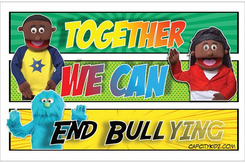 """Together We Can End Bullying - Poster 11"""" x 17"""""""