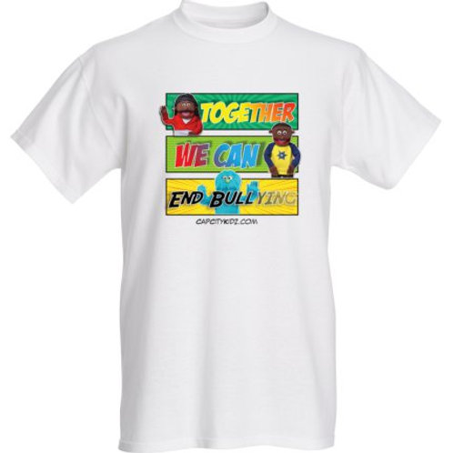 Together We Can End Bullying - Shirt
