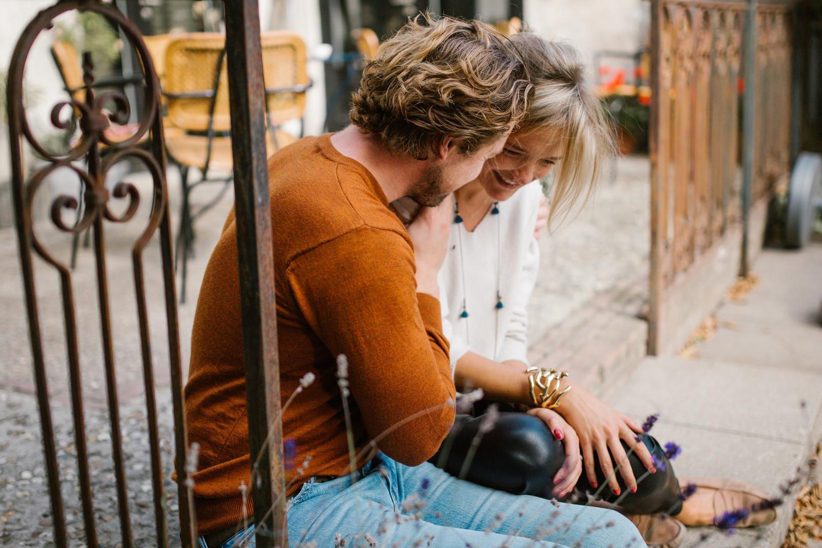 Lifestyle couple shoot