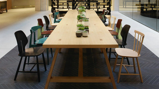 Bespoke furniture influences