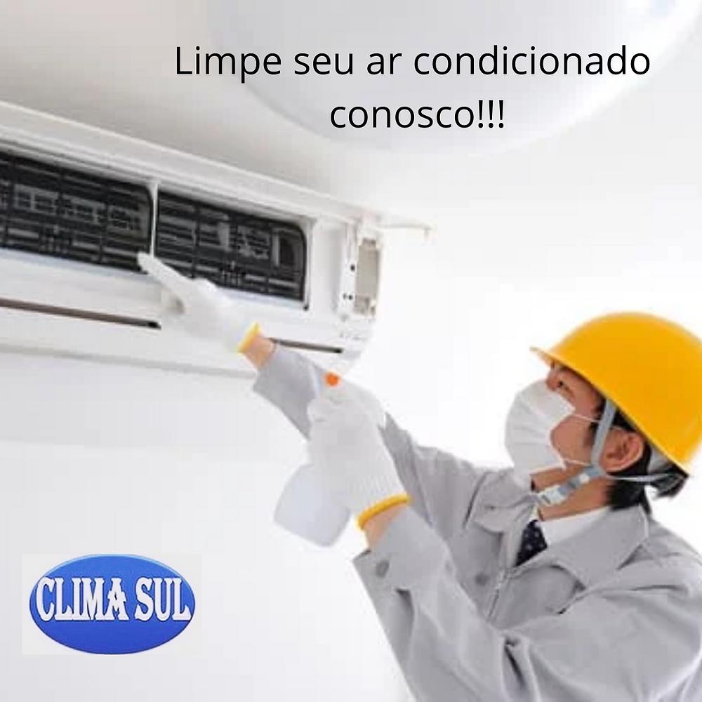 Melhor Limpeza de ar condicionado em Goiânia