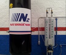 Nitrogênio em Caxias do Sul