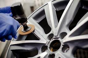 Conserto e pintura de roda em caxias do sul