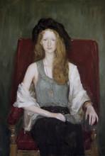 Fedor Olevskiy. Portrait of Irene R.