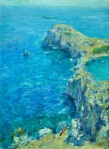 Fedor Olevskiy. Noon. Rhodes Island