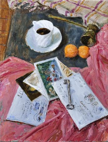 Fedor Olevskiy. Still Life - Memoirs