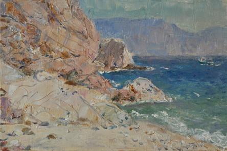 """Fedor Olevskiy. Beach """"Vasili"""""""