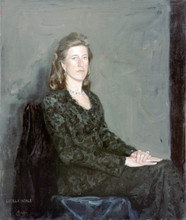 Andrey Burlakov. Portrait of Lady Lucilla Nobel