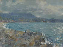 Fedor Olevskiy. The Bay of Marmoris. Sithonia