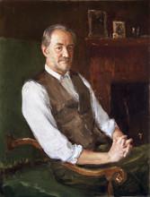 Fedor Olevskiy. Portrait of William Ramsay