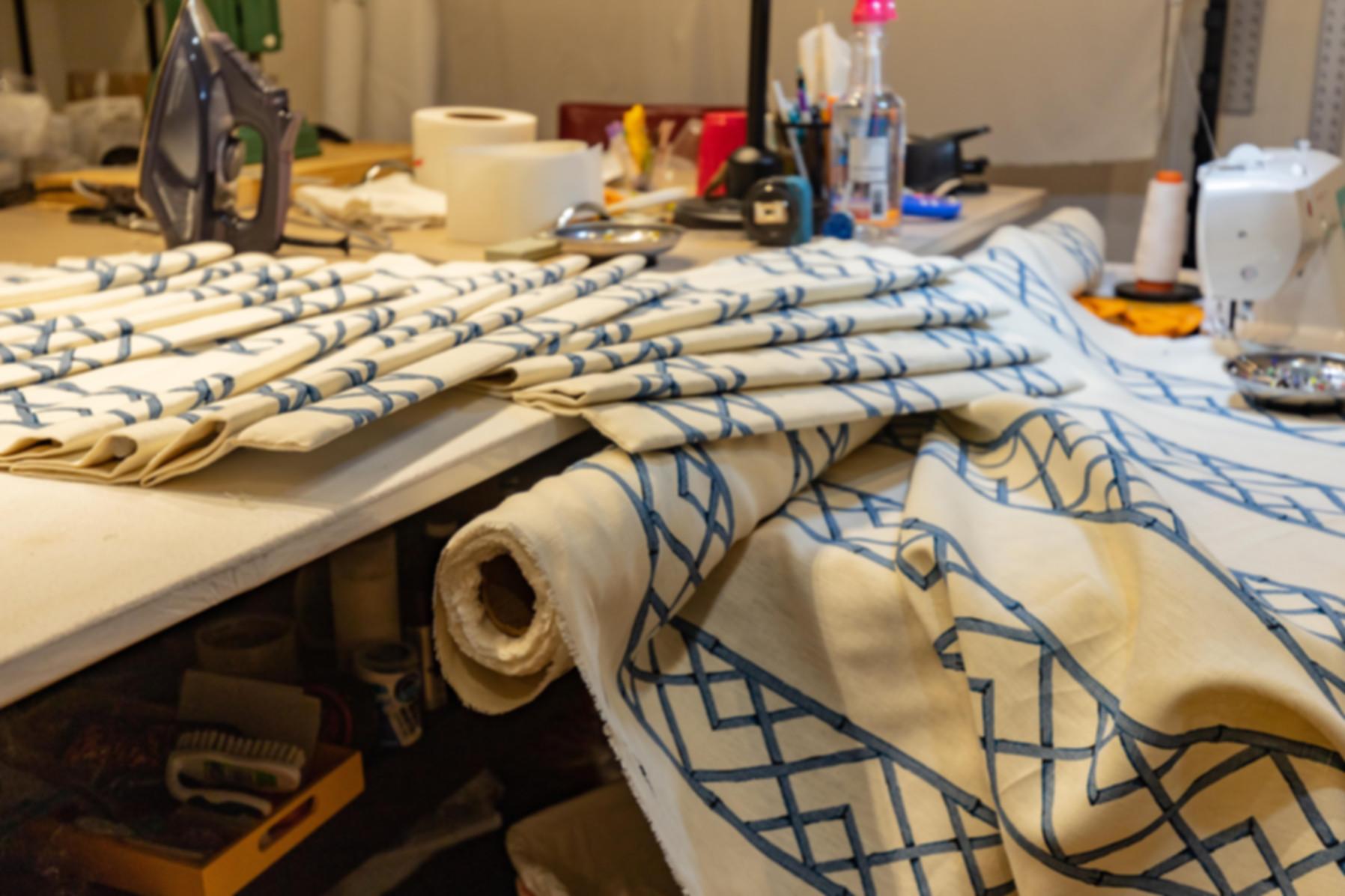 fabric sewing machine