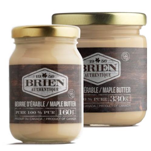 BRI0160 - Beurre d'érable / Maple Butter