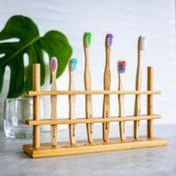 OLABamboo - Porte brosses à dents en bamboo