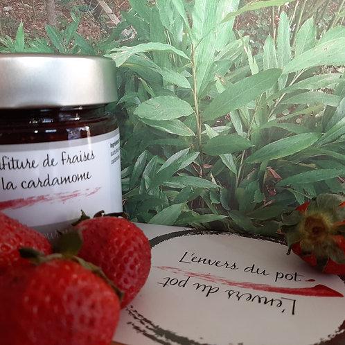 ENV0003 - Confiture de fraises à la cardamome