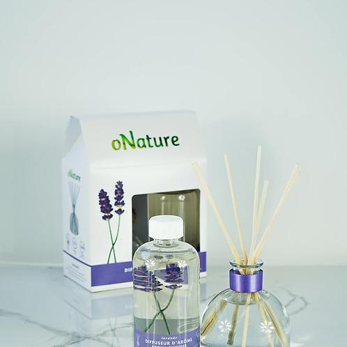 oNATURE - Coffret diffuseur d'arôme / Aroma diffuser - Lavande / Lavender