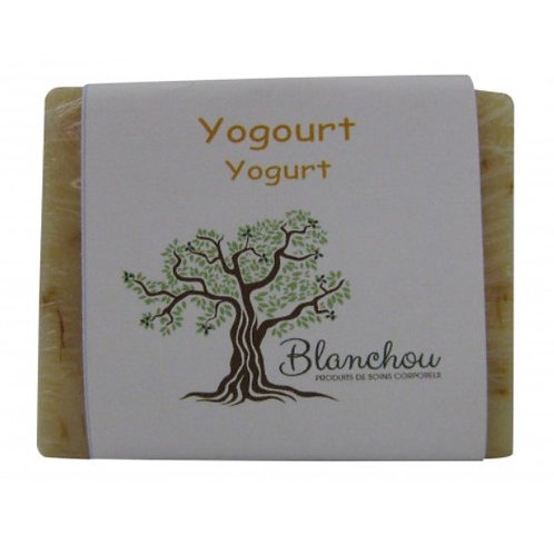 Savon au yogourt