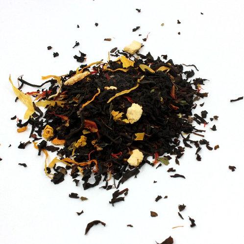 FUJ0019 - Thé noir - Orange chocolat