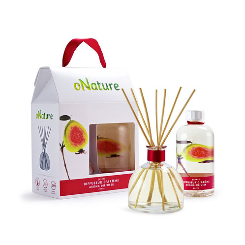 ONA1302 - RECHARGE - Diffuseur d'arôme / Aroma diffuser - Goyave / Guava
