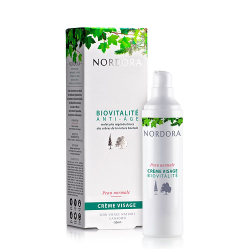 NORDORA - BioVitalité - Crème visage - peau normale/Face cream - normal skin