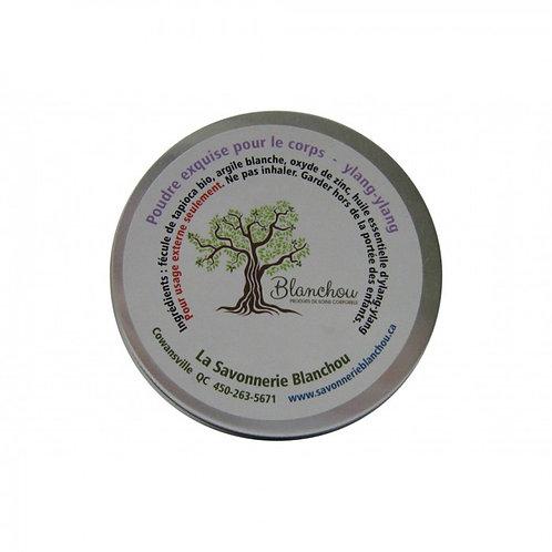 BLA0041 - Poudre corporelle Ylang-Ylang