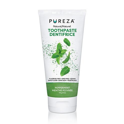 PZA0003 - VRAC - Dentifrice naturel – Menthe poivrée