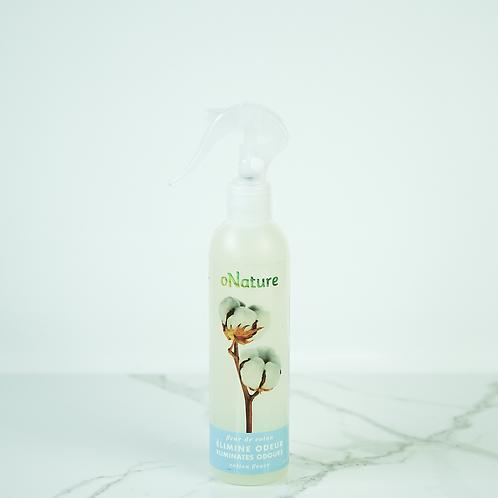 oNATURE - Élimine odeurs / Eliminates odours - Fleur de coton / Coton flower