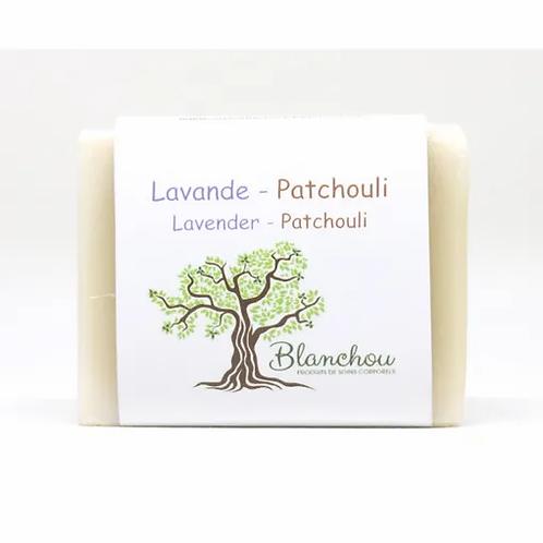 SAVONNERIE BLANCHOU - Savon lavande - patchouli