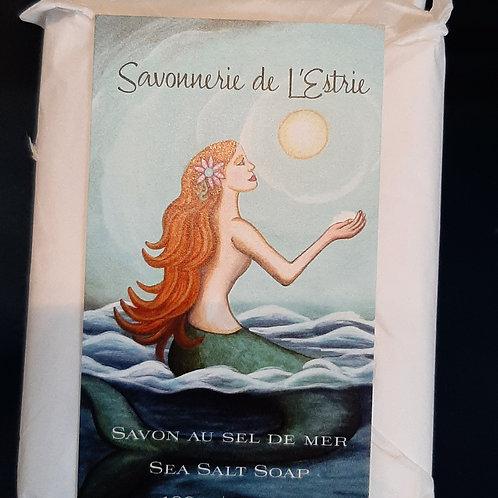 SAV0004 - Savon au sel de mer - Sans parfum
