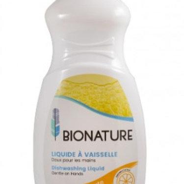BIONATURE - Liquide à vaisselle - agrumes