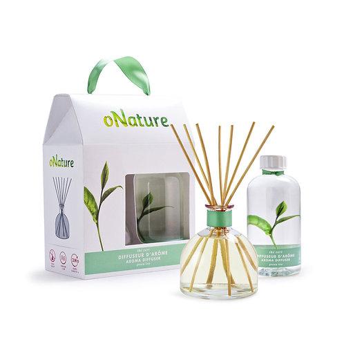 ONA1320 - COFFRETdiffuseur d'arôme - Thé vert/ Aroma diffuser - Green tea