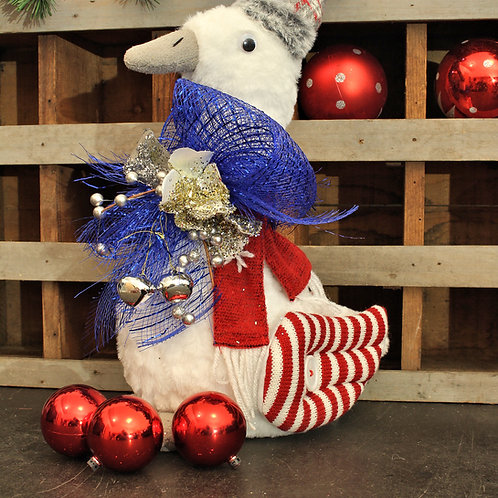 Oie blanche de Noël