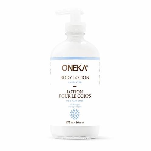 ONEKA - Lotion pour le corps - Non parfumée