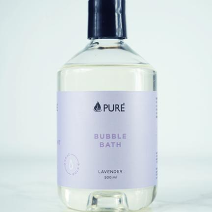 PUR0246 - Bain moussant / Bubble bath - lavande / lavender