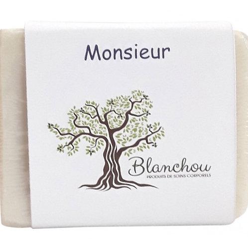 BLA0020 - Savon Monsieur