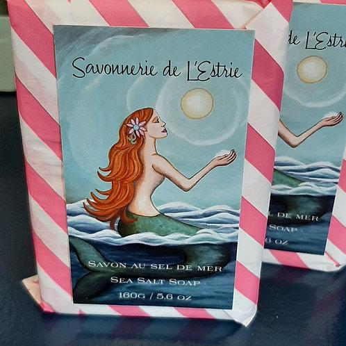SAV0007 - Savon au sel de mer - Le jardin de la sorcière