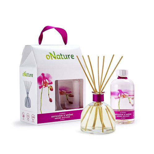 ONA1162 - RECHARGE - Diffuseur d'arôme / Aroma diffuser - Orchidée / Orchi