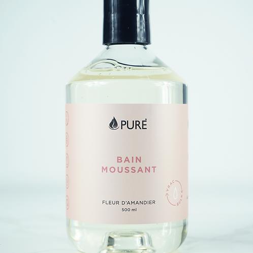 PUR0247 - Bain moussant - fleur d'amandier