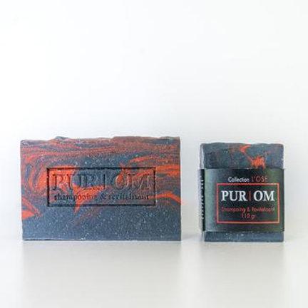 POM3005 - Shampoing et revitalisant - Collection OSÉ - 225 g