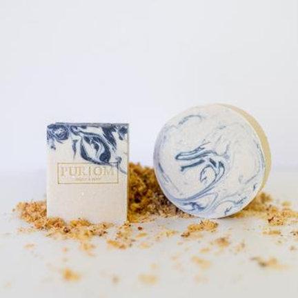 POM1926 - Crème à raser - Collection Le CLASSE - rondelle  - 110 g